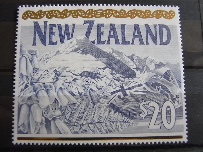 New Zealand 1967/1995 - Collection in album