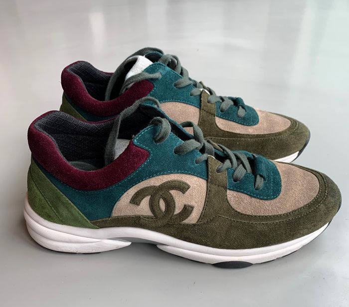 Chanel Sneakers - Size: FR 41