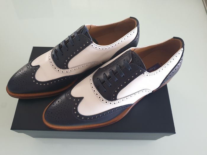 Ralph Lauren - oxsford Oxford schoenen - Maat: IT 38.5