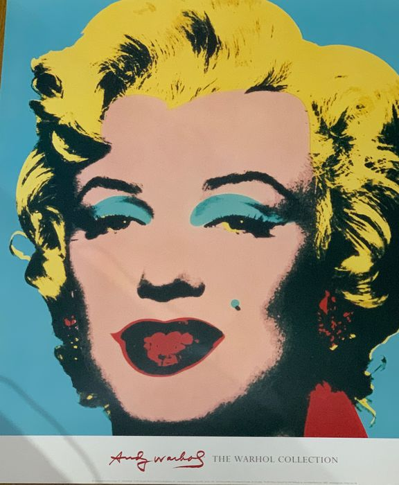 Andy Warhol (after) - Marilyn Collection - 2003