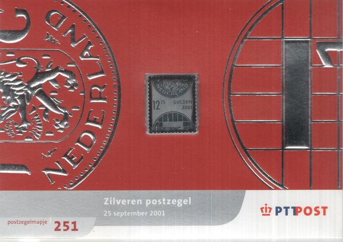 Netherlands 1966/2001 - Collection of stamp folders in 4 Importa albums + blocks and sheetlets