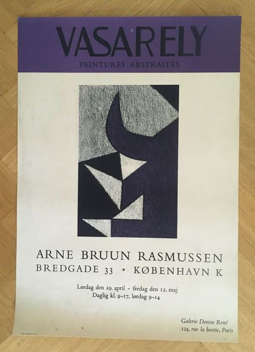 Anonymous - Vasarely - Années 1950
