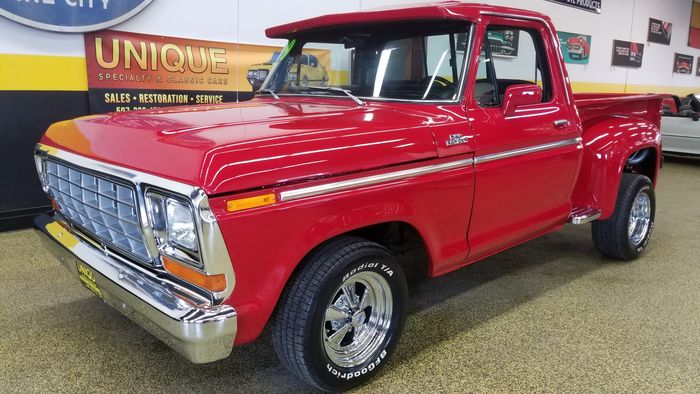 Ford - F-100  - 1979