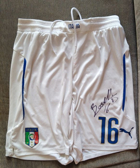 Nazionale calcio italiana - Daniele Baselli - Team wear, Short de football