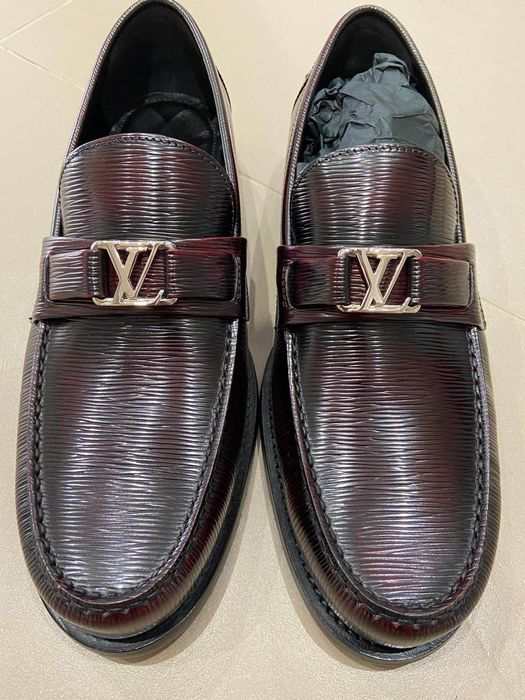 Louis Vuitton - Major Loafers - Size: IT 41, UK 7