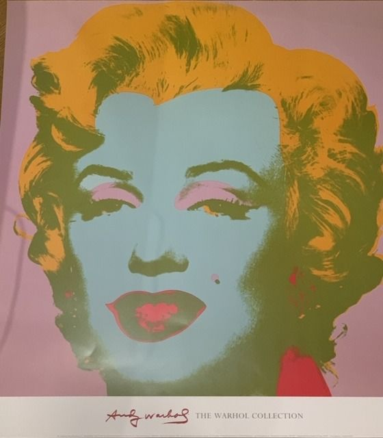 Andy Warhol (after) - Marilyn Collection - 2006