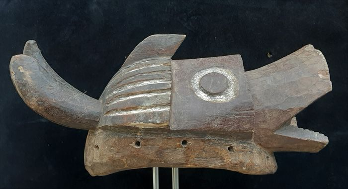 Mask - Wood - Nigeria