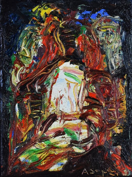 Ad Snijders - Abstract