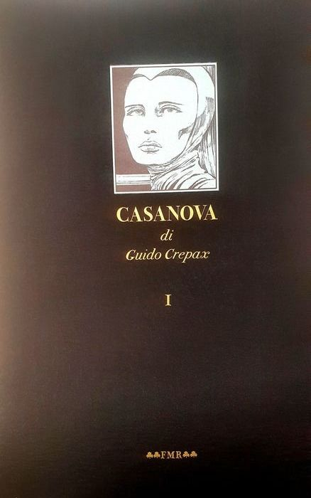 Guido Crepax, Beppe Madaudo - cofanetto Casanova vol. 1 e 2 - ed. FMR - First edition - (1977)