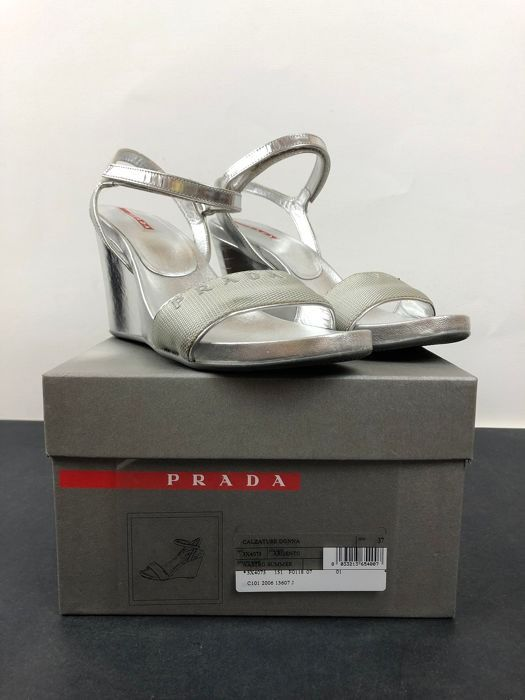 Prada Sandals - Size: IT 37