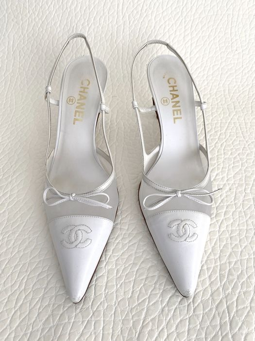 Chanel Pumps - Maat: IT 38, US 8, FR 39