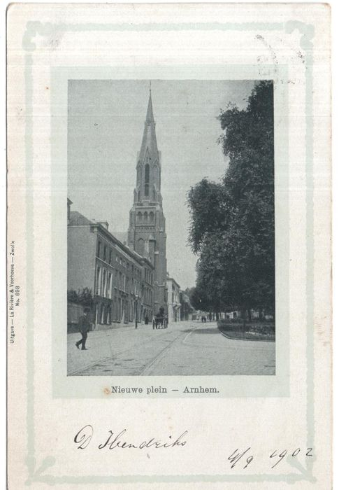 Netherlands - Arnhem - old and very old village and city views - Postcards (Collection of 130) - 1900-1950