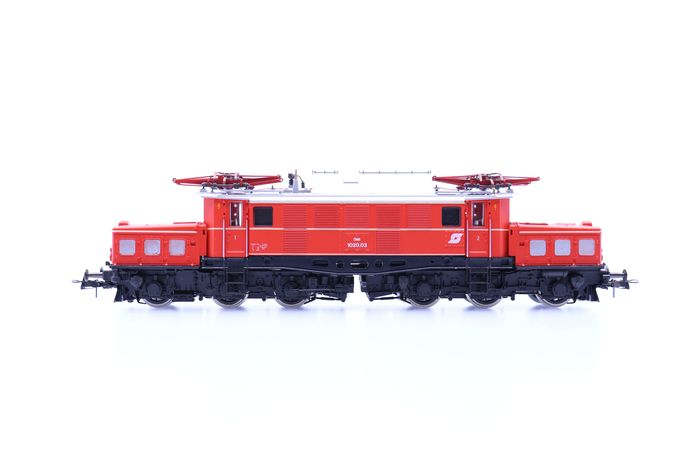 Roco H0 - 04169 B - Electric locomotive - BR 1020 - ÖBB