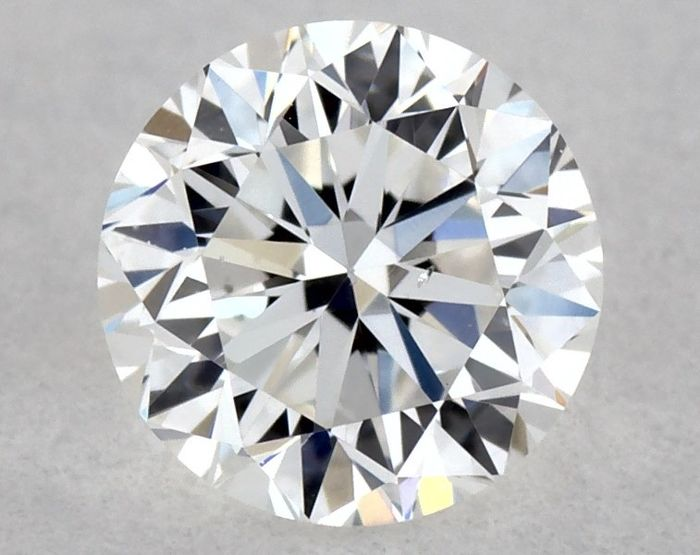 Diamant - 0.30 ct - Briljant - D (kleurloos) - VS2, GD/VG/VG| IGI