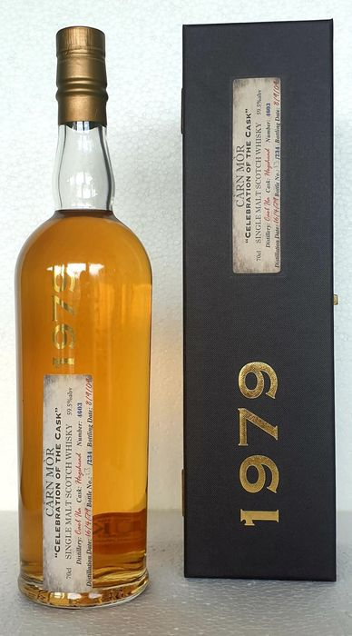 Caol Ila 1979 30 years old Celebration of the Cask - carn - 70cl