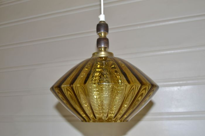 Carl Fagerlund - Orrefors - Ceiling lamp