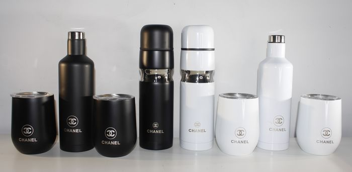 Chanel - Thermos flask collection - Staal (roestvrij)