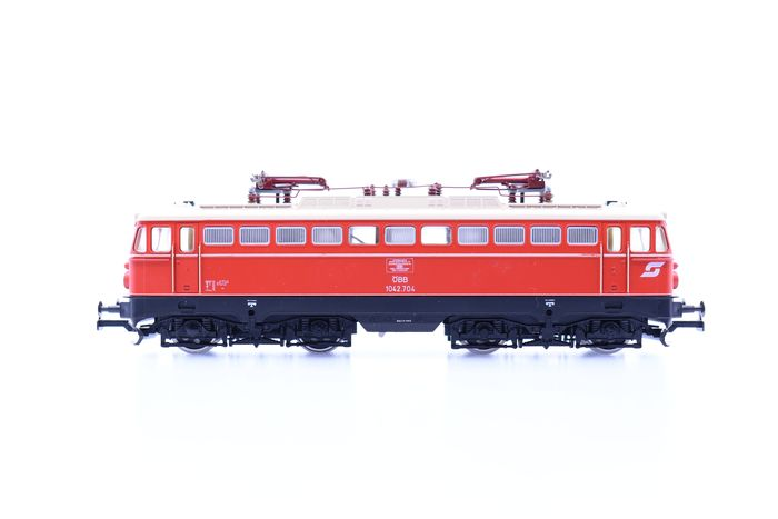 Liliput H0 - 114 11 - Electric locomotive - BR 1042 - ÖBB