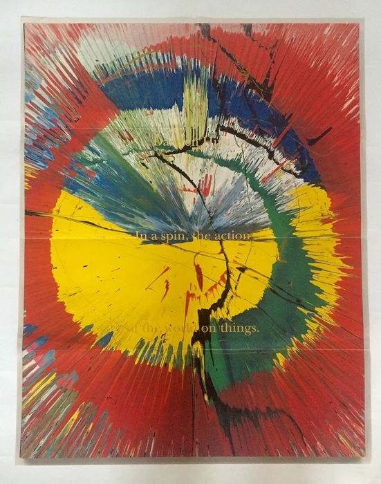 Damien Hirst - In A Spin, The Action of the World on Things - 2002 - Δεκαετία του 2000