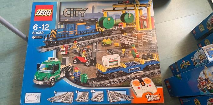 LEGO - City - 60052 - Car