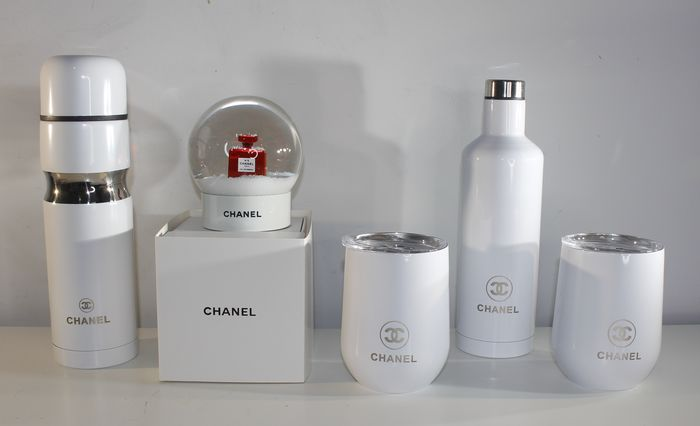 Chanel - Thermos flask collection - And Snow Globe