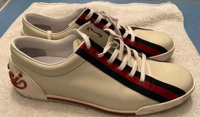 Gucci - 157499 Sneakers - Size: IT 43, UK 7.5