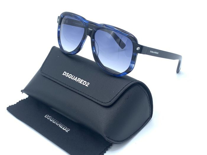 DSquared - *NEW* ''NO RESERVE'' TYLER DQ 0286 92W Sunglasses