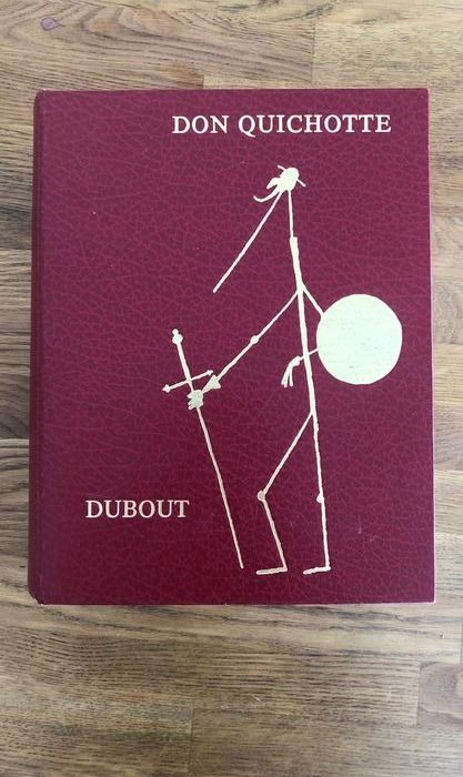 Cervantes /  Dubout - Don Quichotte - 1978