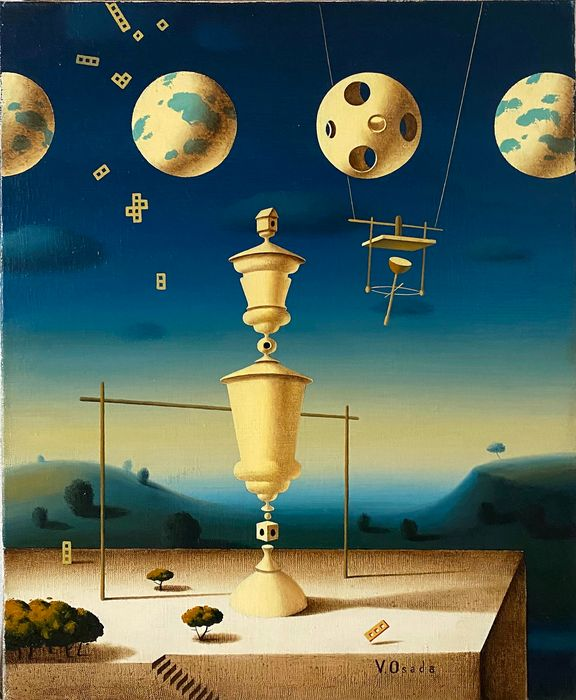 Vincento Osada - Parade of the planets