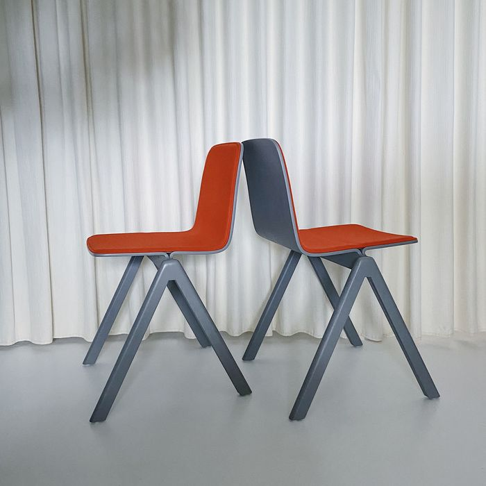 Ronan and Erwan Bouroullec - Hay - Chair (2) - CPH Chair (Upholstered)