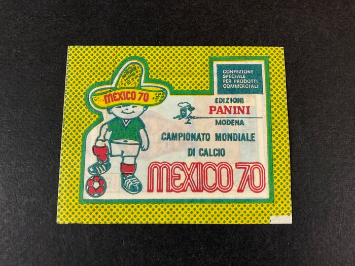 Panini - World Cup Mexico 70 - Sealed bag - 1970