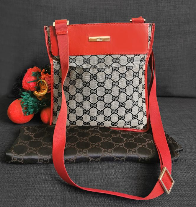 Gucci - Tracolla Messenger Crossbody bag
