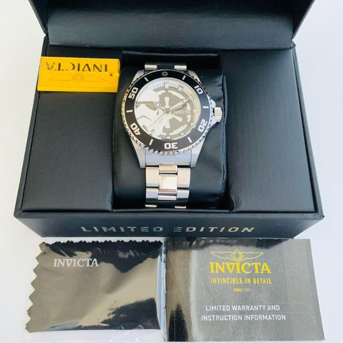 Star Wars - Darth Vader - Invicta  - Watch - automatic winding model - limited edition - with original box