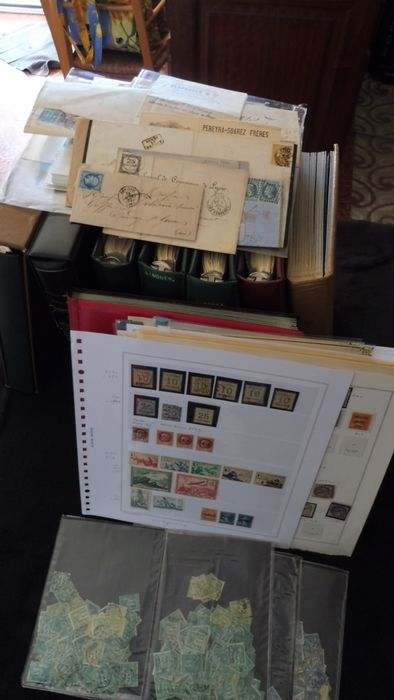 Frankreich 1849/2013 - Large collection of stamps from France from 1849 to 2013. Value: over €100,000. - Yvert