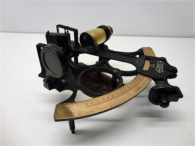 Micrometer sextant - Brass - First half 20th century