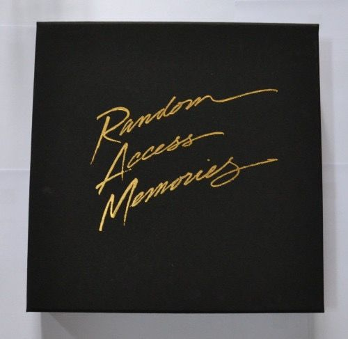 Daft Punk - Random Access Memories  - 3xLP Album (Triple album), Book, Deluxe edition, Limited box set, LP Box set - 2017/2017