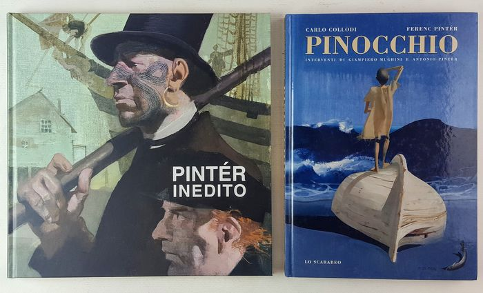 "Ferenc Pinter - 2x Vol. ""Pinocchio 