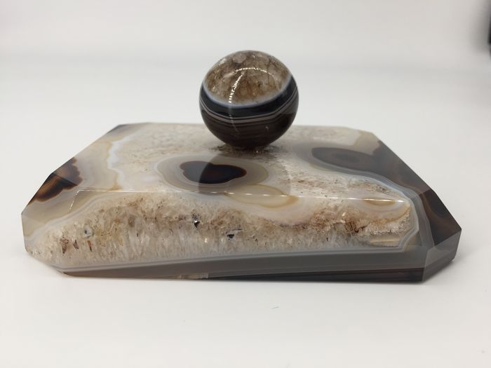 Paperweight - Agate - Second half 19th century