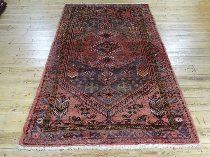 Hamadan Malayer - Carpet - 220 cm - 130 cm