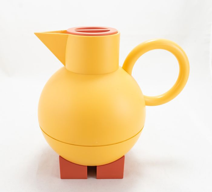 """MIchael Graves - Alessi - Thermos flask - """"Euclid"""" - 1.Serie"""