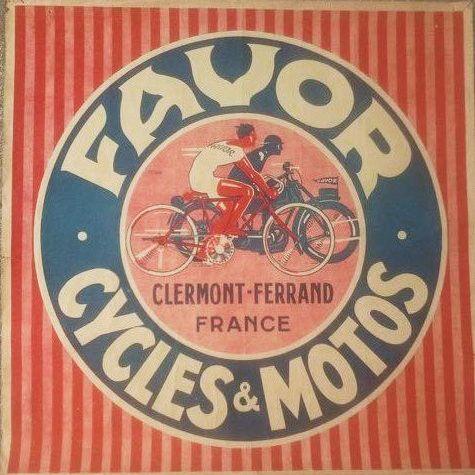 Anonyme - Cycles Favor