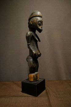 top of a cultivator staff - Wood - Senufo - West Africa