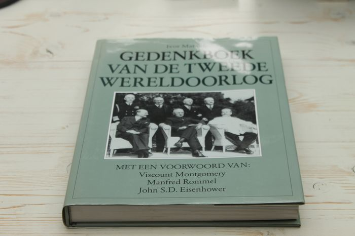 United Kingdom - Book, Extensive memorial book of the second world war