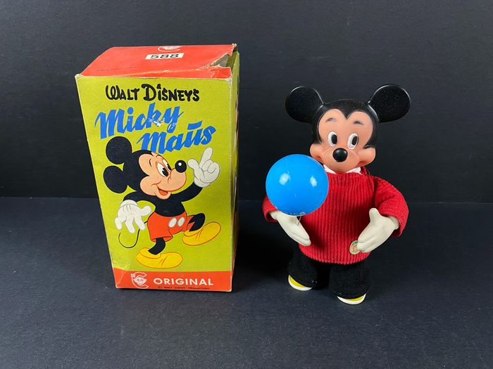 Mickey Mouse - Original Toys (n.588) mC Toys - First edition - (1960/1970)