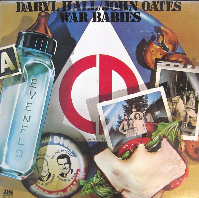 Daryl Hall&John Oates//Alessi brothers - Multiple titles - LP's - 1972/1988