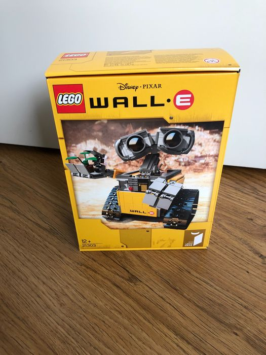 LEGO - Ideas - 21303 - UNIQUE SET Wall-E - Netherlands