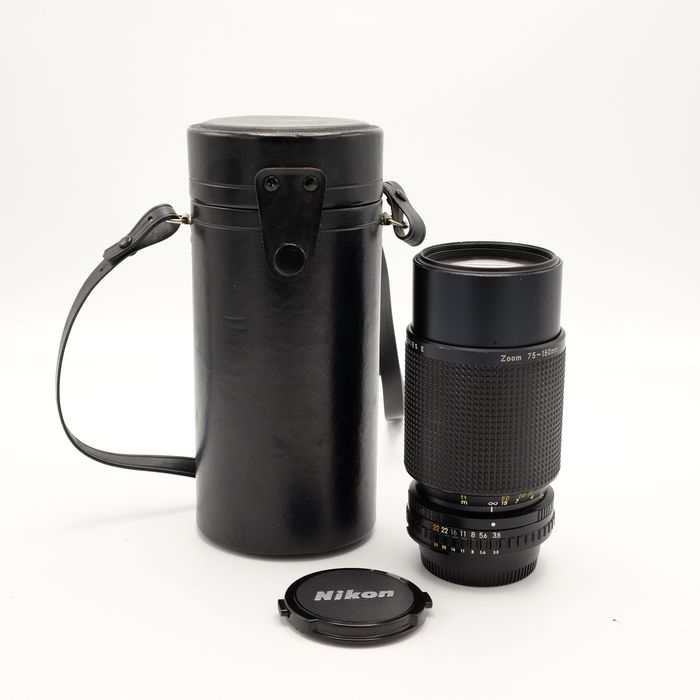 Nikon Lens Series E Zoom  75-150mm F3.5  (4542)