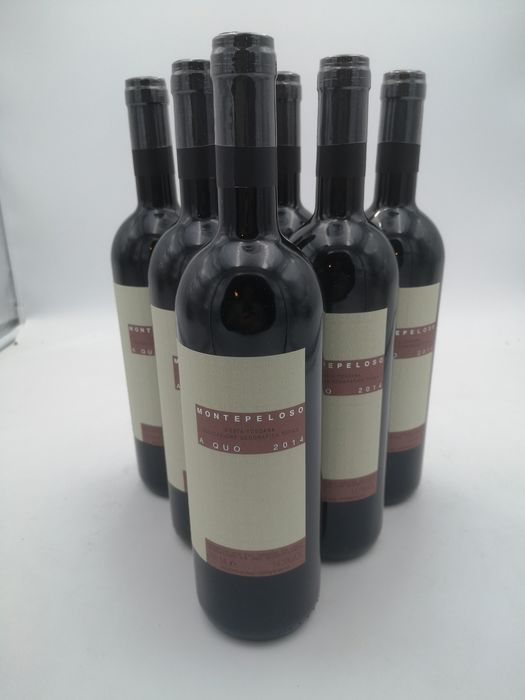 2014 A Quo Montepoloso - Toscana IGT - 6 Sticle (0.75L)