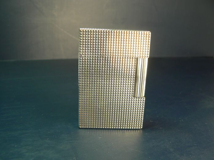 Dupont ligne 2 - Pointe de diamant - Pocket lighter - Collection
