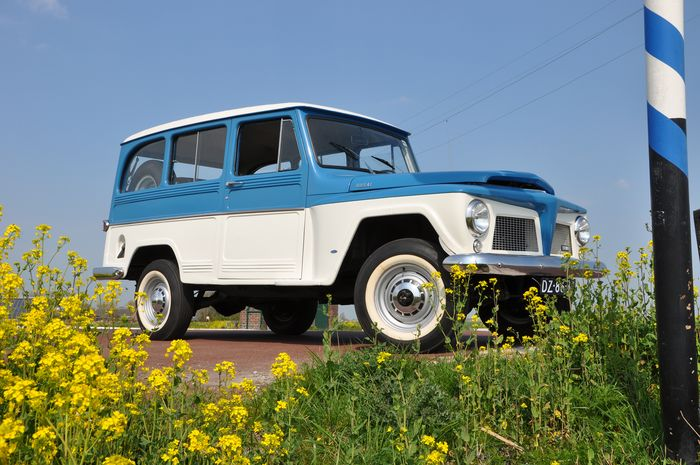 Ford - Jeep Willy`s Rural - 1972